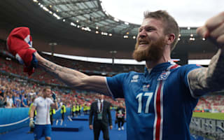 Gunnarsson delight at Iceland's Euro 2016 conquest