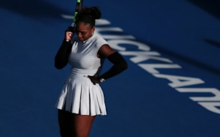 Australian Open: Serena, Kerber struggle for form