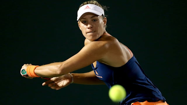 Kerber to face Pavlyuchenkova for Monterrey title