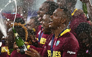 'This is for Shane Warne' - Samuels proves a point