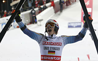Shock Stockholm success for Strasser as Shiffrin wins again