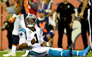 NFL will review Panthers' medical team response to Cam Newton hits