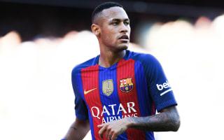 Neymar relishing Ganso reunion