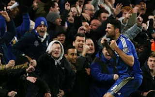Chelsea 1 Manchester United 1: Costa preserves Hiddink's unbeaten run after Zouma horror injury