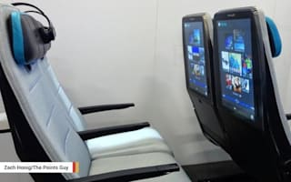 Is this the future of economy class plane seats?