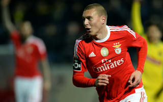 Benfica 'ready' for potential Lindelof exit amid United talk