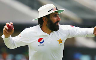 Pakistan great Misbah to retire after West Indies series