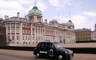 London's hydrogen black cabs awarded road legal status