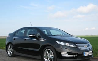 Chevrolet Volt: First drive review