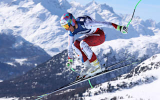 Hirscher pipped to combined gold as Aerni springs St Moritz surprise