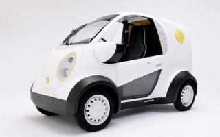 Honda and Kabuku Inc. collaborate to unveil 3D-printed car