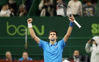 Djokovic saves five match points to set up Murray meeting
