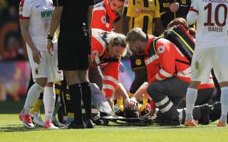 Weigl suffers broken ankle in Dortmund draw