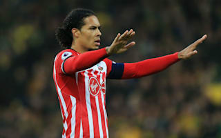 Chairman: Southampton will turn down £60m for Van Dijk