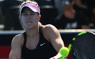 Bouchard continues fine start to year in Hobart