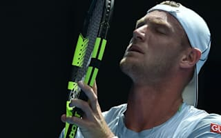Groth falls at first hurdle in Memphis, Kudla advances