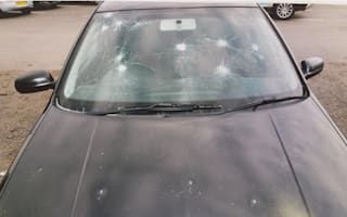 Angry woman smashed up ex-fiance's car after payment refusal