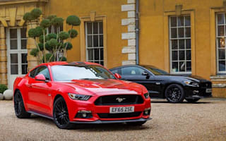 Ford Mustang announced as best-selling sports coupe for 2015