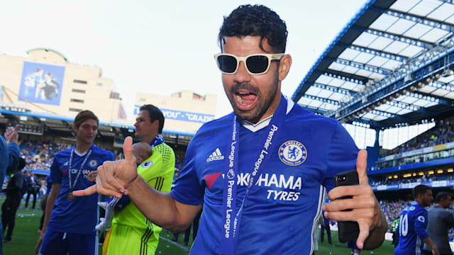 Chelsea forward Costa: I'll only join Atletico