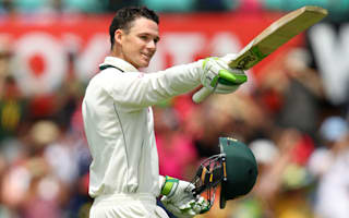 Handscomb remaining grounded after stellar start to Test career