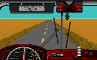 The worst driving game ever comes to a smartphone near you