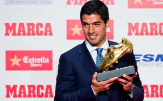 Suarez, Vardy complete Ballon d'Or nominations