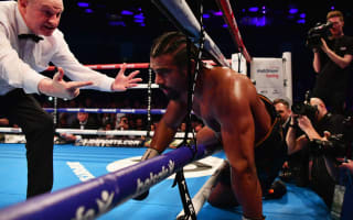 Bellew claims stunning upset win over Haye