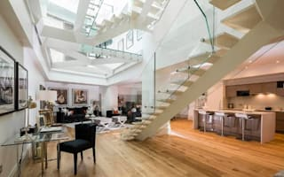 Is this the UK's most expensive student flat? It's worth £12.5 million