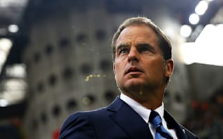 De Boer: Nobody in charge at Inter