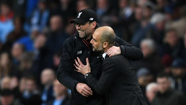 Manchester City manager happy with performance against Liverpool