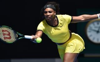 Serena overcomes Giorgi in Melbourne