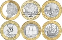 Most valuable £2 coins ranked