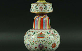 Vase sells for £300,000 - even though it's a copy