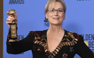 Donald Trump hits back at Meryl Streep: She's a 'Hillary lover'