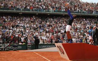 Muguruza, Roddick & Azarenka lead Nadal tributes after 10th French Open title