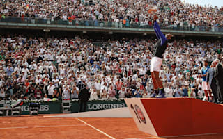 Muguruza, Roddick & Azarenka lead Nadal tributes after 10th French Open title