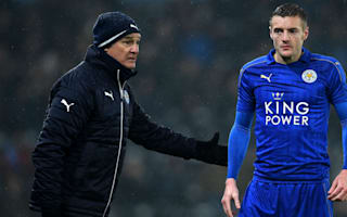 I owe him my eternal gratitude - Vardy's emotional Ranieri tribute