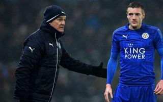 I owe him my eternal gratitude - Vardy's emotional Ranieri tribute
