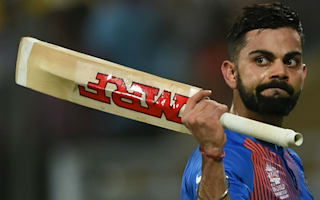 Player of the Tournament Kohli captains World Twenty20's best team