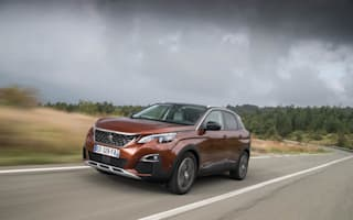 First Drive: Peugeot 3008