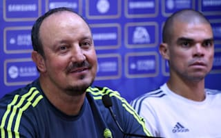 Pepe praises Benitez despite Madrid failure