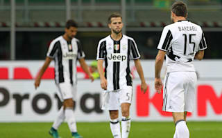Barzagli angry with AC Milan defeat