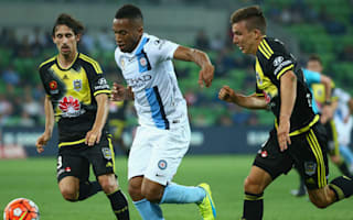 A-League: Melbourne City 3 Wellington Phoenix 1