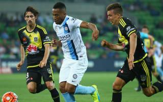 A-League: Melbourne City 3 Wellington Phoenix 1