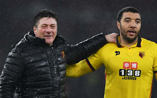 Heroic Watford stirred by FA Cup shock, says Mazzarri