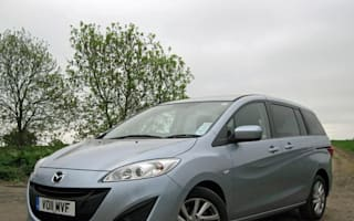 Road test: Mazda5 1.6D TS2