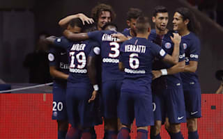 Paris Saint-Germain 3 Metz 0: Champions cruise to victory in Emery's first home game
