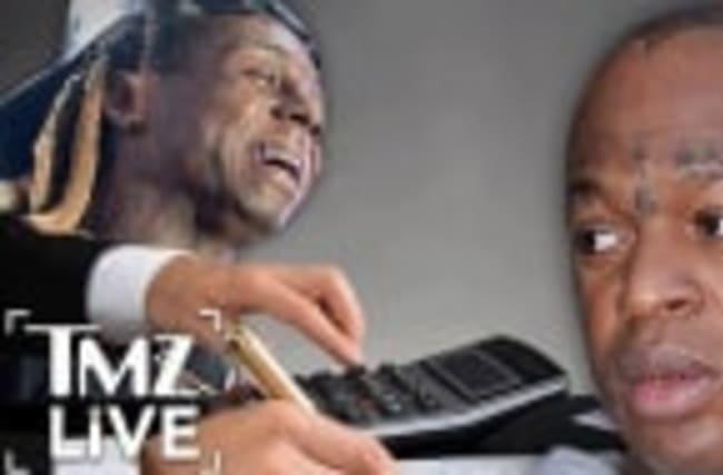 LIL WAYNE Victorious Over BIRDMAN (TMZ Live)