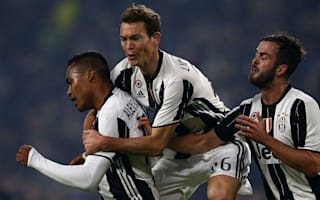 Juventus 3 Atalanta 1: Alex Sandro stunner helps Allegri's side return to winning ways
