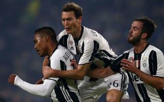 Juventus 3 Atalanta 1: Alex Sandro stunner helps Allegri's side return to winning ways